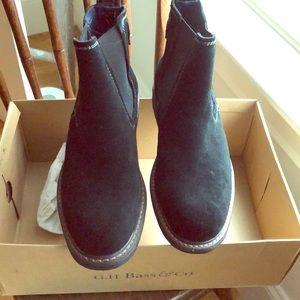 Brand new boots in box